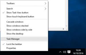 Memperbaiki Start Menu Yang Hilang Di Windows 10
